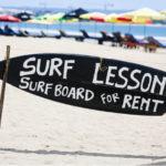 バリ島でサーフィンレッスン!おすすめのスクールはココ!