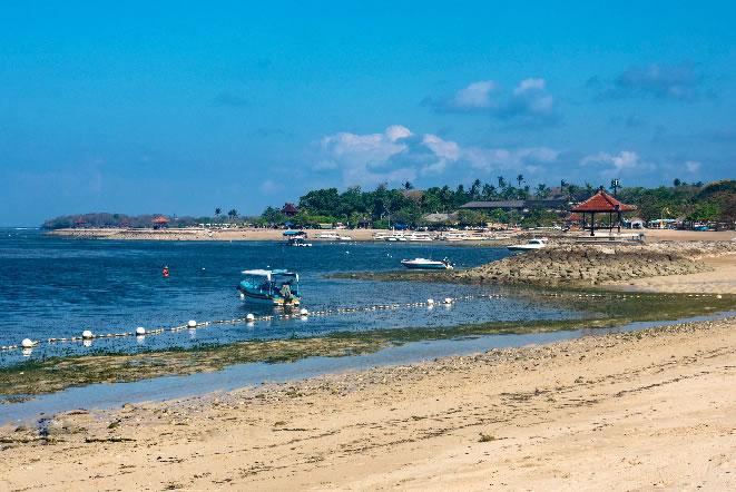 バリ島タンジュンブノア