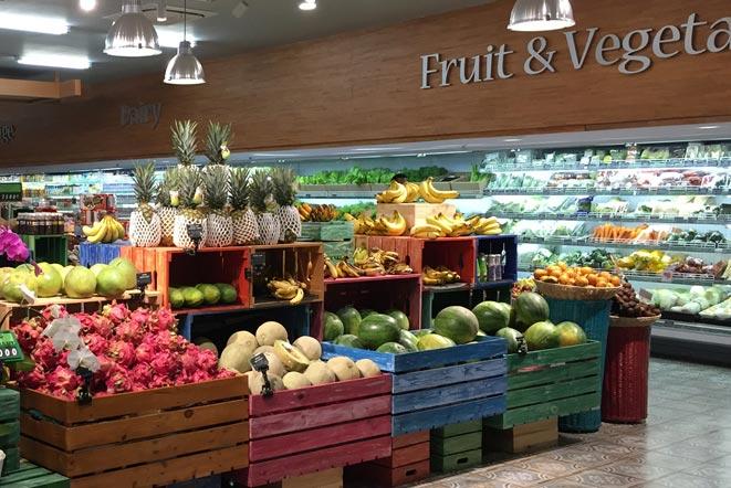 バリ島ペピト(pepito)スーパーマーケット