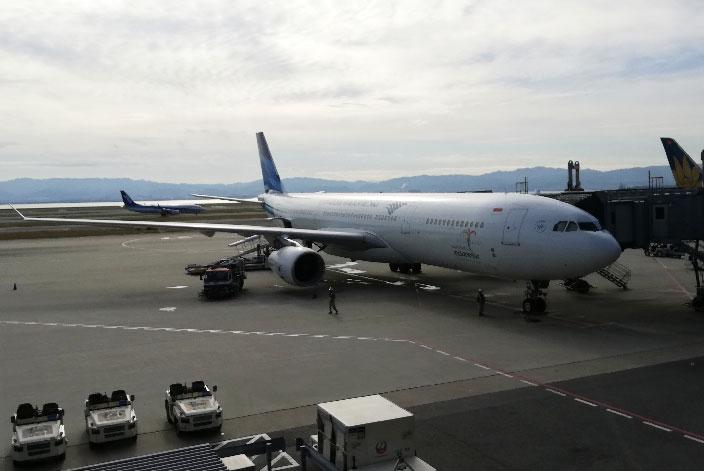 日本からバリ島へのフライト情報