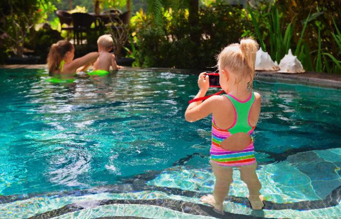 バリ島で子供連れの過ごし方