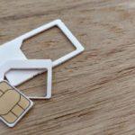 バリ島のSIMカード