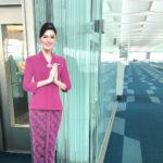 ガルーダ・インドネシア航空の制服
