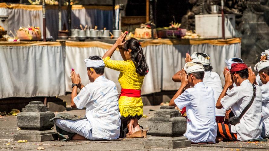【2019年】一目でわかる!バリ島の祝祭日カレンダー